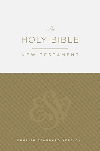 Holy Bible: English Standard Version, Economy New: ESV Bibles by