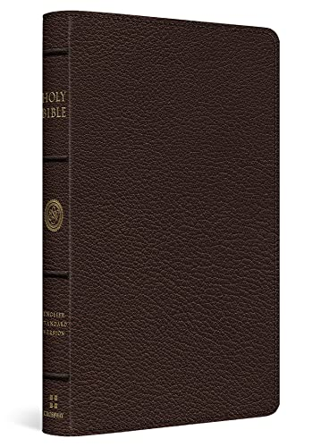 9781433541582: ESV Heirloom Thinline Bible (Goatskin, Brown)