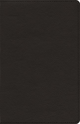 9781433541599: ESV Heirloom Thinline Bible (Calfskin, Black)