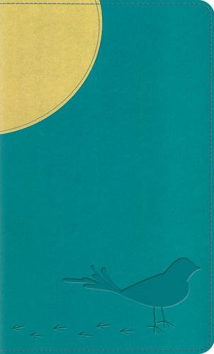 9781433543968: ESV Kid's Thinline Bible (TruTone, Sunrise Sparrow)