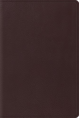 9781433544101: The Holy Bible: English Standard Version, Brown, Personal Reference Bible