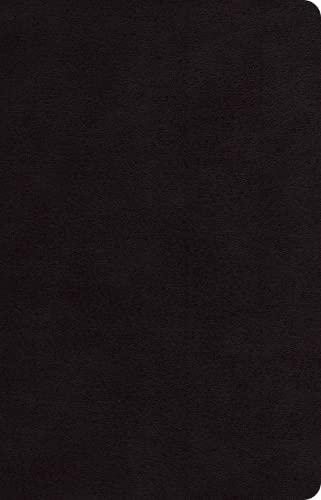 ESV Wide Margin Reference Bible (Black): ESV Bibles by Crossway
