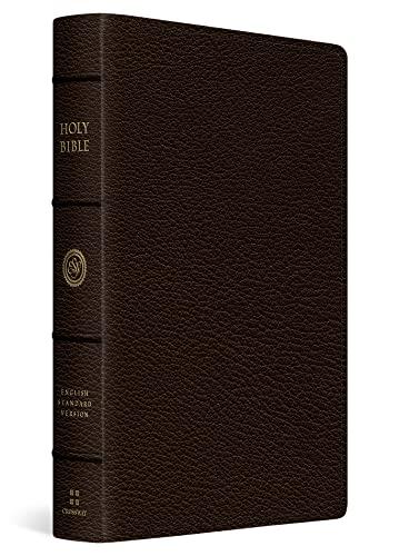 9781433544491: ESV Heirloom Single Column Legacy Bible (Esv Bibles)