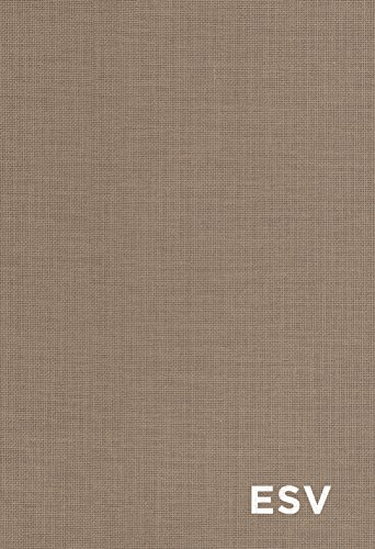 9781433544538: ESV Student Study Bible: English Standard Version, Tan, Cloth Over Board