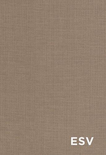 9781433544538: ESV Student Study Bible (Cloth Over Board, Tan)