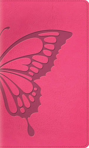 ESV Kid's Thinline Bible (TruTone, Butterfly Blush): ESV Bibles by Crossway
