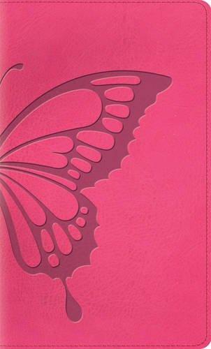 9781433545696: ESV Kid's Thinline Bible (TruTone, Butterfly Blush)