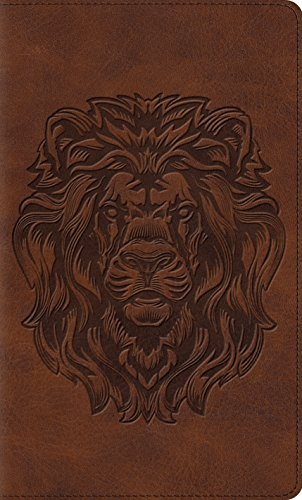 9781433545719: ESV Kid's Thinline Bible (TruTone, Royal Lion)
