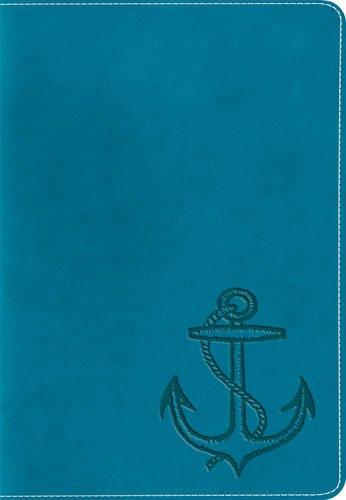 ESV Kid's Compact Bible (TruTone, Ocean Anchor): ESV Bibles by Crossway