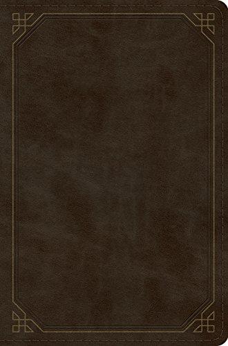 9781433546853: Holy Bible: Esv Compact Trutone, Olive, Frame Design