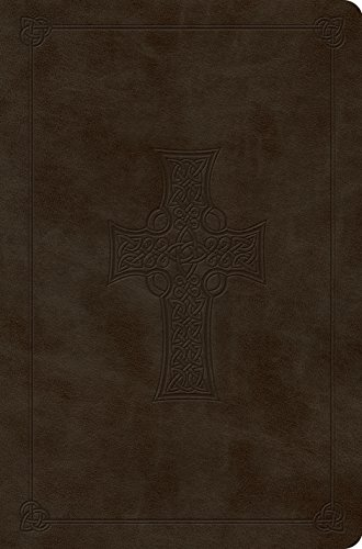 9781433547560: Holy Bible: ESV Value Compact Trutone, Olive, Celtic Cross Design