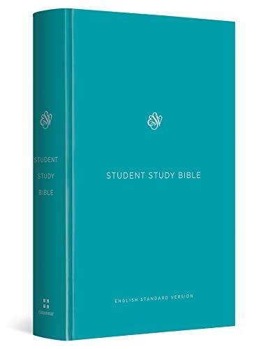 9781433548062: ESV Student Study Bible (Blue)