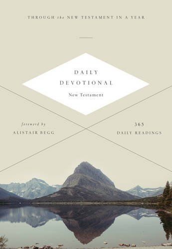 9781433548185: ESV Daily Devotional New Testament: Through the New Testament in a Year