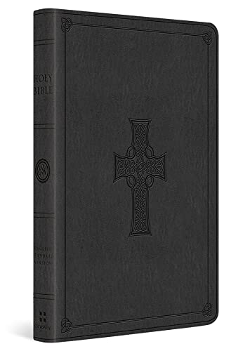 9781433548352: ESV Value Thinline Bible (TruTone, Charcoal, Celtic Cross Design)
