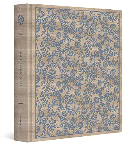 9781433548376: ESV Journaling Bible (Cloth over Board, Flowers)