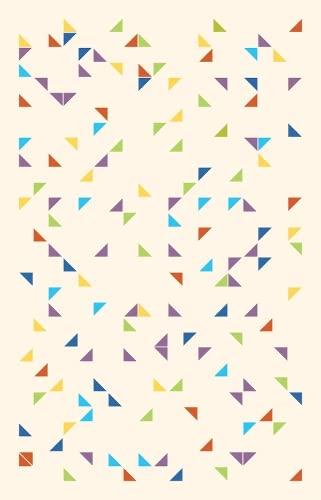 9781433550300: ESV Student Bible (Paperback, Triangles Design)