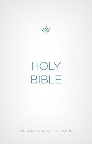 ESV Economy Bible: ESV Bibles by