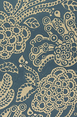 9781433551444: ESV Compact Bible (Cloth over Board, Blue Flora)