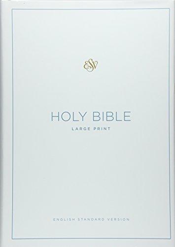9781433551796: ESV Large Print Bible
