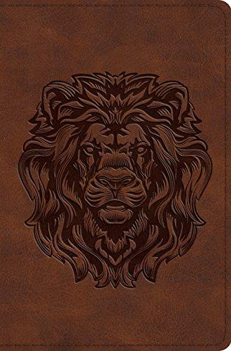 9781433554667: ESV Compact Bible (Trutone, Royal Lion)