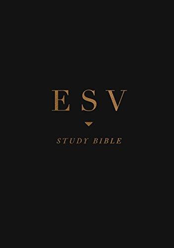 9781433554742: ESV Study Bible (Black)