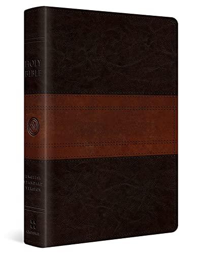 9781433557804: ESV Personal Reference Bible (TruTone, Deep Brown/Tan, Trail Design)