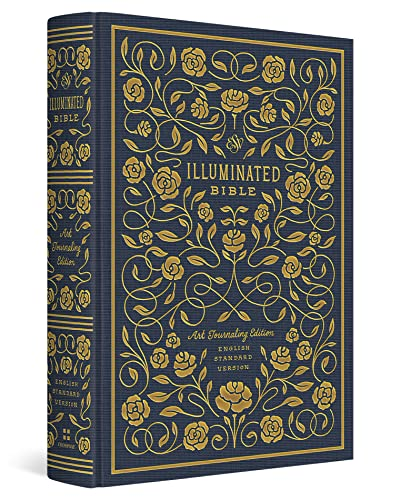 ESV Illuminated Bible, Art Journaling Edition (Cloth over Board): ESV Bibles by Crossway