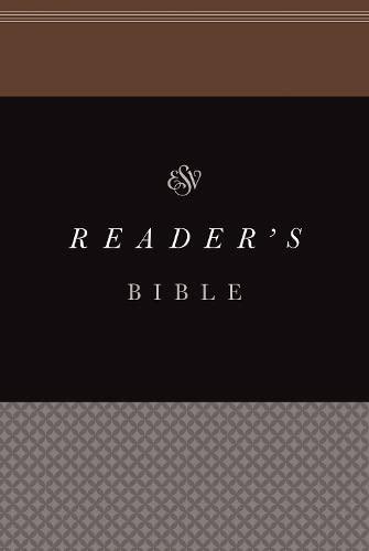 9781433559051: ESV Reader's Bible
