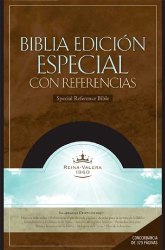 9781433600166: Special Reference Bible-Rvr 1960