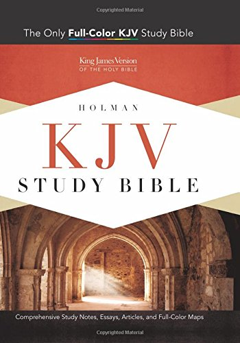 9781433600364: KJV Study Bible, Mantova Brown LeatherTouch