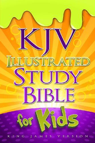 9781433600623: Illustrated Study Bible for Kids-KJV