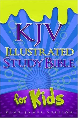 9781433600630: Illustrated Study Bible for Kids-KJV