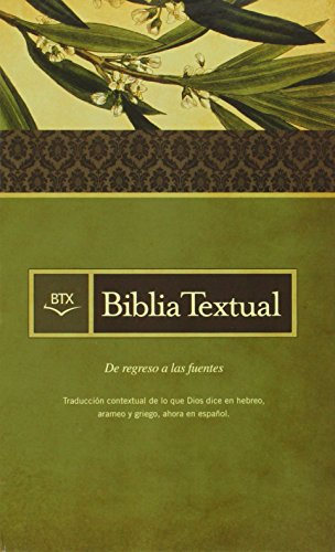 9781433600654: Biblia Textual (Spanish Edition)