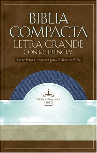 9781433600845: Large Print Compact Quick Reference Bible-Rvr 1960