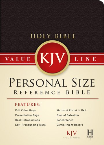 9781433600975: Personal Size Reference Bible-KJV