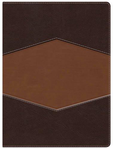 9781433601798: RVR 1960 Biblia de Estudio Holman, chocolate/terracota, símil piel con índice (Spanish Edition)