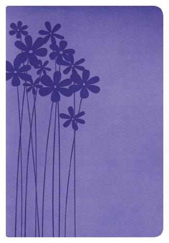9781433602078: RVR 1960 Biblia Tamaño Personal, lilas en flor símil piel (Spanish Edition)