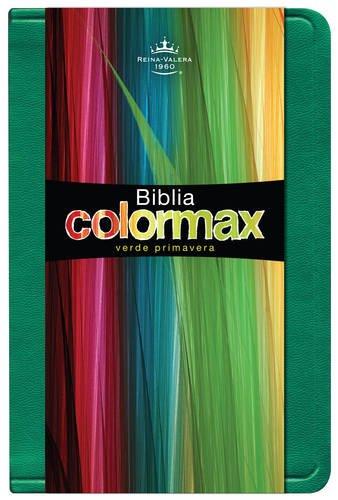 9781433602146: Biblia Colormax-Rvr 1960-Pocket