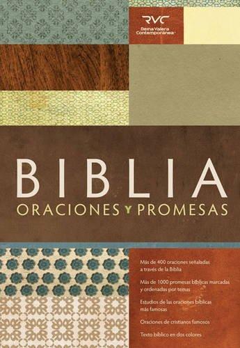 9781433602665: RVC Biblia Oraciones y Promesas (Spanish Edition)