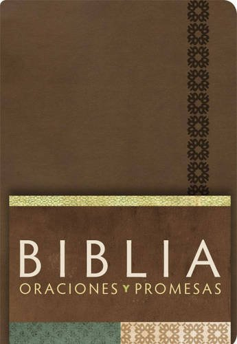 9781433602726: RVC Biblia Oraciones y Promesas - Canela símil piel con índice (Spanish Edition)