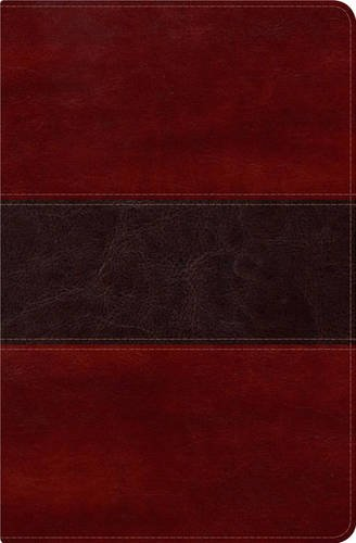 RVR 1960 Biblia del pescador, caoba símil piel de lujo: Evangelismo Discipulado Ministerio (...