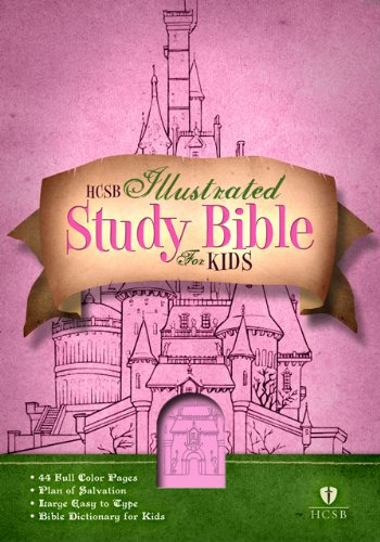 9781433603310: Illustrated Study Bible for Kids-HCSB