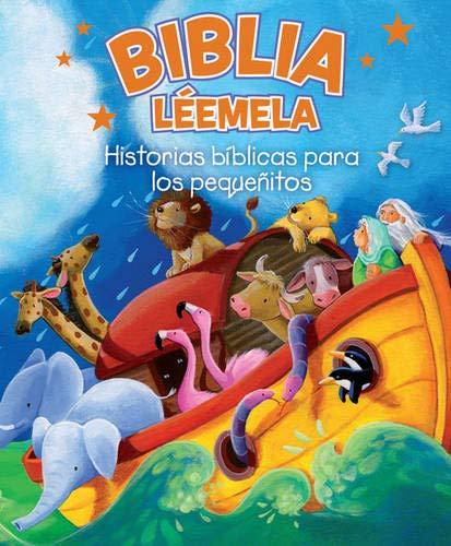 9781433603624: Biblia Leemela: Historias Biblicas Para los Pequenitos