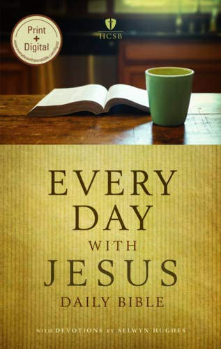 9781433604706: Every Day with Jesus Daily Bible