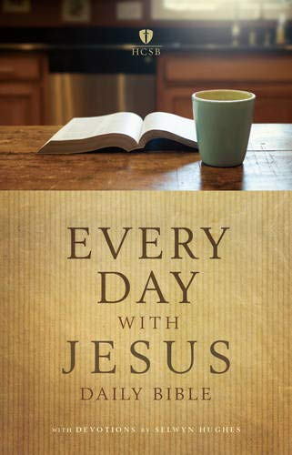 9781433604959: Every Day with Jesus Daily Bible, Hardcover