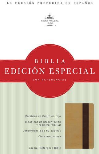 9781433606267: Biblia Edicion Especial Con References-Rvr 1960