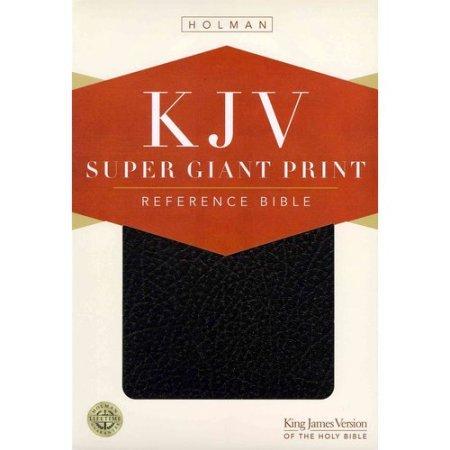 9781433606618: KJV SUPER GIANT PRINT REF KJV SUPER GIANT PRINT REF