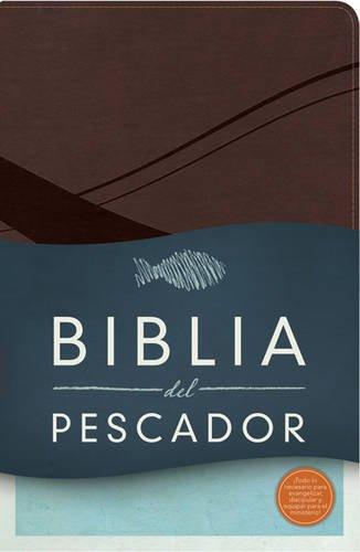 9781433606731: RVR 1960 Biblia del Pescador, chocolate símil piel: Evangelismo Discipulado Ministerio (Spanish Edition)