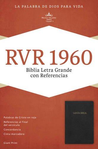 9781433607851: Biblia Letra Grande Con Referencias-Rvr 1960