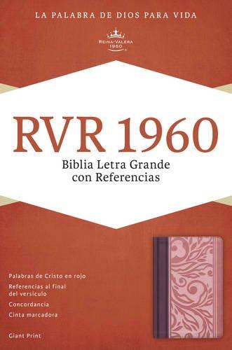 9781433607905: Biblia Letra Grande Con Referencias-Rvr 1960